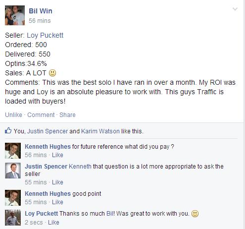 testimonial from Bil Win